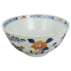 Chinese Imari Bowl Antique 18th Century.