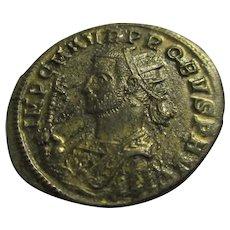 Roman Coin Probus Antique Serdica 276-282 AD.