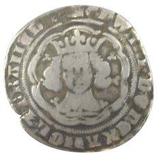 King Edward III Of England Groat C1361.