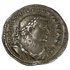 Constantine Roman Coin Antique AD 307-337