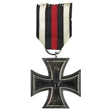 WW1 German Iron Cross Second Class Antique c1914-18
