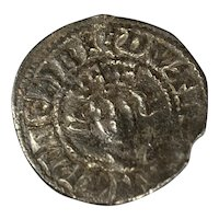 Silver Long Cross Penny Mint London Edward I Antique 1272 to 1307