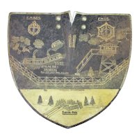 WWII Memorabilia Spade Head Entrenching Tool Vintage 1940-1945
