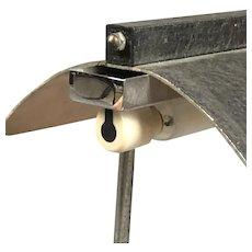 Solite Tilting Shade Desk Lamp Art Deco Vintage c1920