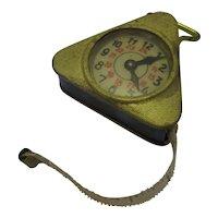 Vintage Novelty Sewing Tape Measure c.1930s.