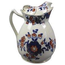 Abram Patent Burslem 'Cosy' Ceramic Teapot Antique c1860