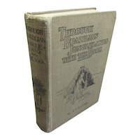 Signed 1st Edition Through Brazilian Jungle Lands with the Book By F.C Glass Vintage c1938