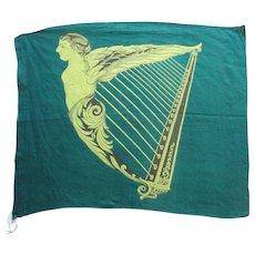 The United Irishmen Flag Vintage 20th Century.
