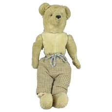 Little French Bear Antique c1910