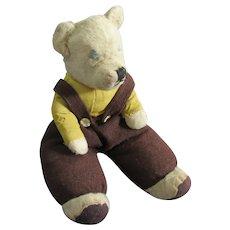 Hand Made Teddy Bear Vintage c1940