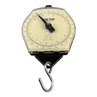 Weight Scale By Salter Vintage c1970