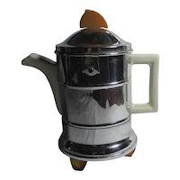 Kosy Kraft Insulated Coffee Pot Vintage Art Deco c1920