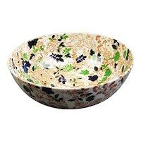 Royal Couldon Pottery Bowl Antique c1900