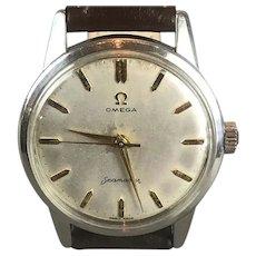 Omega Seamaster Wristwatch Vintage c1961