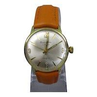 House Of Jobin Gold Plated Ladies Wristwatch Vintage Mid Century c1960