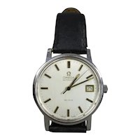 Omega Deville Automatic CAL 1012 Watch Vintage c1960