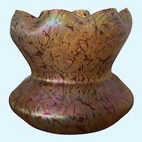 Large Loetz Decorated Vase