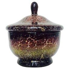 Ikora covered bowl