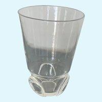 Steuben Clear Vase