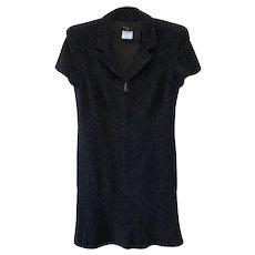 Vintage Chanel Tweed Dress