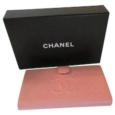 Vintage Chanel Pink Wallet