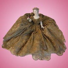 Rare Antique Dressel Kister German Fashion Doll