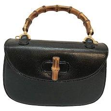Rare Vintage Gucci Bamboo Bag