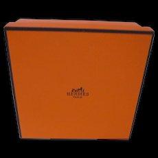 Hermes Empty Belt Box