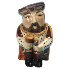 King Henry VIII Small Vintage Character Jug