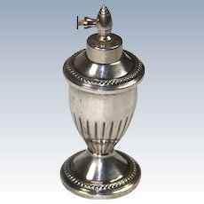 Vintage Sterling Silver Perfume Atomizer
