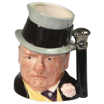 Royal Doulton Character Jug - W.C. Fields D6674