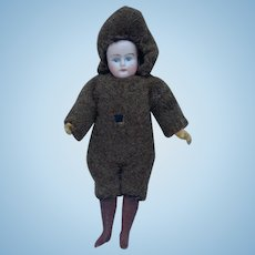Belton doll with a closed mouth - 101