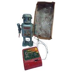 Modern toys/Linemar Robot R-35