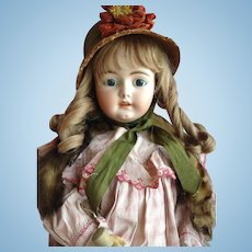 Extraordinary Simon&Halbig doll 40 inch tall! Child by Simon&Halbig.