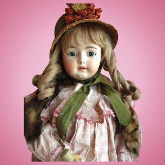 Extraordinary Simon&Halbig doll 40 inch tall! Child by Simon&Halbig.