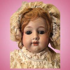 Beautiful antique Steiner doll.