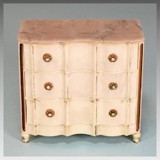 "Petite Princess Palace Chest #4420-6 by Ideal 1964 1"" Scale"