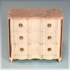 """Petite Princess Palace Chest #4420-6 by Ideal 1964 1"""" Scale"""