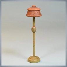 "Schoenhut Dollhouse Floor Lamp 1932 – 1933 1"" Scale"