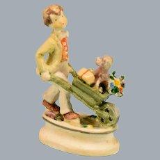Blumenkinder Goebel Miniature by Robert Olszewski #82 630-P Children's Series 1982