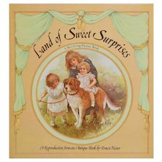 Land of Sweet Surprises A Revolving Picture Book 1983 – Original by Ernest Nister
