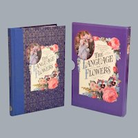 The Language of Flowers Penhaligon's Scented Treasury of Verse and Prose 1990