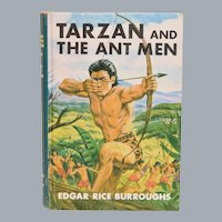 Tarzan and the Ant Men by Edgar Rice Burroughs 1952