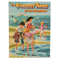 The Bobbsey Twins at the Seashore by Laura Lee Hope Whitman Publishing 1954