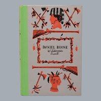 Daniel Boone Wilderness Scout by Stewart Edward White 1957