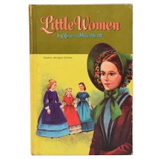 Little Women by Louisa May Alcott Whitman Classics 1955