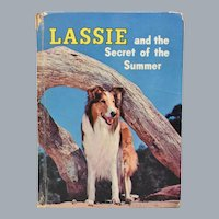 Lassie and the Secret of the Summer by Dorothea J. Snow and illustrated by Ken Sawyer