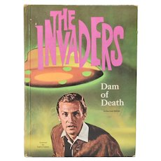 The Invaders Dam of Death by Jack Pearl First Edition 1967