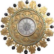 Gilt Bronze Strut Clock - Howell James & Co