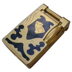Very Collectible Dupont Teatro Lighter ca. 1997